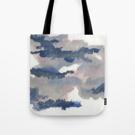 clouds_march Tote Bag