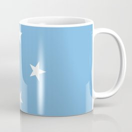 Federated States Of Micronesia Flag Coffee Mug