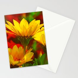 Summer Flowers 108 Stationery Cards