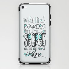 Bonkers iPhone & iPod Skin