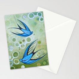 Bonnie Birdies Stationery Cards