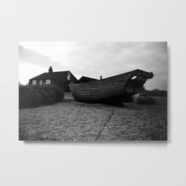 Dungeness 1 Metal Print