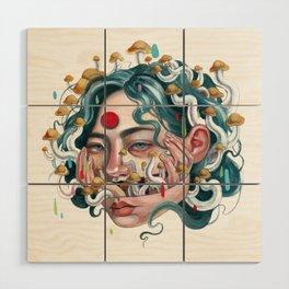 Where Is My Mind? Wood Wall Art