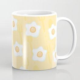 No, not flowers, eggs! Coffee Mug
