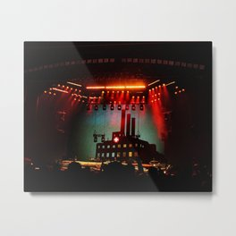 Recovery Factory Metal Print