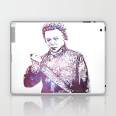 Galaxy Tony Moran Michael Myers Laptop & iPad Skin