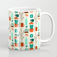 zen Mugs featuring Zen by Ana Types Type