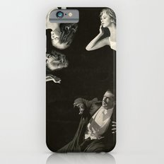 LIKE CHALK ON A BLACKBOARD Slim Case iPhone 6