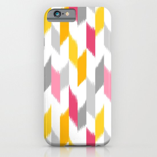 Ikat Stripes iPhone & iPod Case