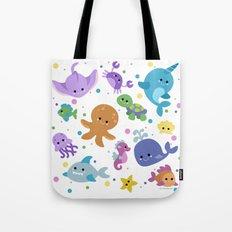 Ocean Cuties Tote Bag