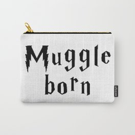Muggle Born Carry-All Pouch