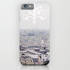 WINTER IN PARIS Slim Case iPhone 6s