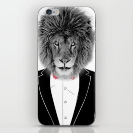 Lion Style iPhone Skin