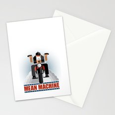 Mean Machine Stationery Cards