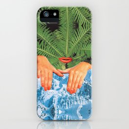 Touch Cold iPhone Case