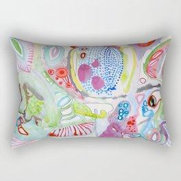 mitochondries Rectangular Pillow