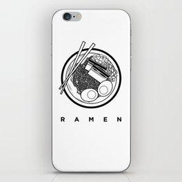Ramen iPhone Skin