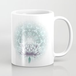 Tibet. Sacred geometry. Flower of Life Coffee Mug
