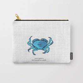 in a pinch  Carry-All Pouch