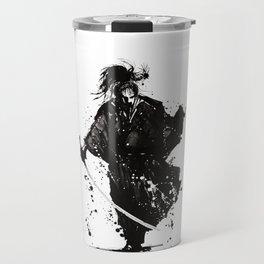 Samurai ronin Travel Mug