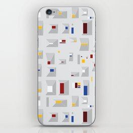 Utopia II iPhone Skin