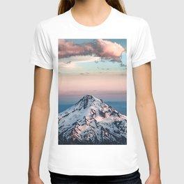 Mountain Sunset - Nature Photography T-shirt