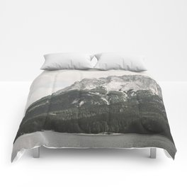 Such great Heights - Landscape Photography Comforters
