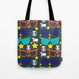 EYE FASHIONISTA CATS Tote Bag