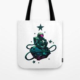 Star rider Tote Bag