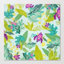 Tropical Retreat Canvas Print