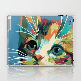 Cat Hope Laptop & iPad Skin