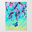 Butterfly Vertical Print by cathyjacobs