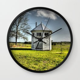 Smokehouse Wall Clock