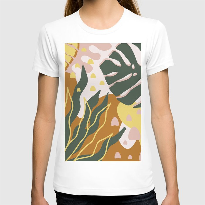 Floral Magic T-shirt