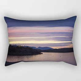 Lake Havasu Sunset Rectangular Pillow
