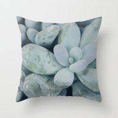 Moonstones Throw Pillow