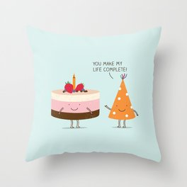 you are special... Throw Pillow