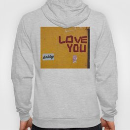 Love You, New York II Hoody