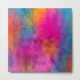 I Love Hue Madly Metal Print