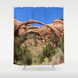 Beautiful Landscape Arch Shower Curtain