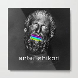 enter shikari music tour 2021 Metal Print