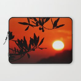 Italian Sunset Laptop Sleeve