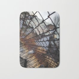 Chained Nature Bath Mat