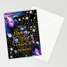 A Court of Mist and Fury - To The Stars Stationery Cards