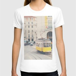city trams ...  T-shirt