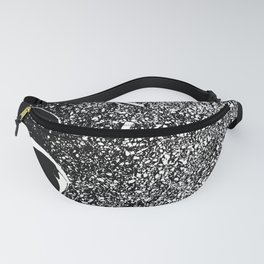 See possibilities_No matter how dark things are. Vector Art Fanny Pack