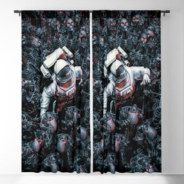 Planet of Terror Blackout Curtain