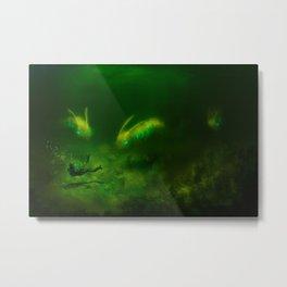 Sea rabbits. Metal Print