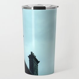Redfern Chimneys Travel Mug