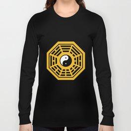 Yin Yang Bagua Long Sleeve T-shirt